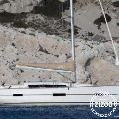 Sailboat Dufour 410 (2014)
