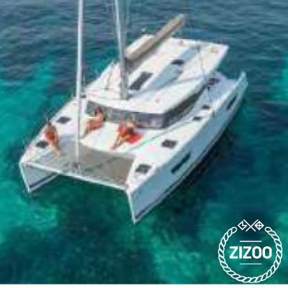 Catamaran Fountaine Pajot Lucia 40 (2018)