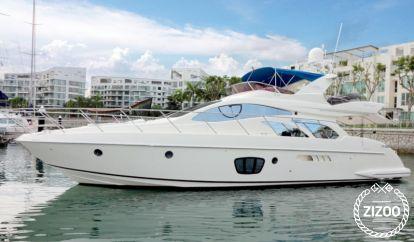 Motor boat Azimut 55 (2007)