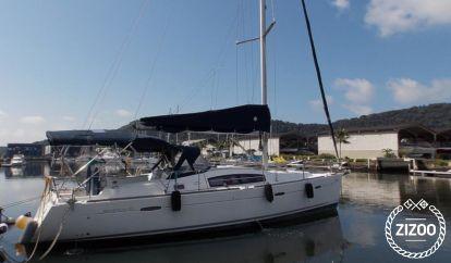 Sailboat Beneteau Oceanis 40 (2008)