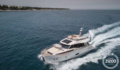Motor boat Greenline Hybrid 48 Fly (2019)