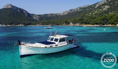 Motor boat Menorquin 120 MU 13 (2000)