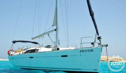 Segelboot Beneteau Oceanis 43 (2008)