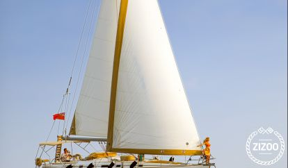 Sailboat Ocean Star 51.1 (2002)