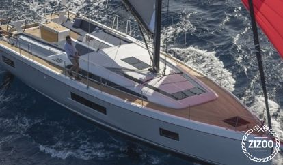 Sailboat Beneteau Oceanis 51.1 (2019)