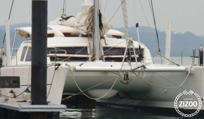 Catamarán Catana 41 (2008)
