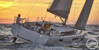 Sailboat Jeanneau Sun Odyssey 440 (2019)