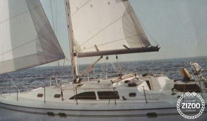 Segelboot Catalina 387 (2008)