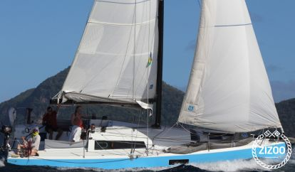 Segelboot Pogo 30 (2015)