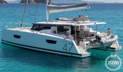 Catamaran Fountaine Pajot Saona 47 (2018)