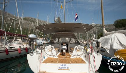 Sailboat Hanse 445 (2011)