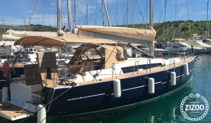 Segelboot Dufour 460 Grand Large (2019)
