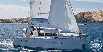 Catamaran Lagoon 400 (2014)