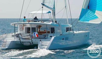 Catamaran Lagoon 450 F Luxury (2016)