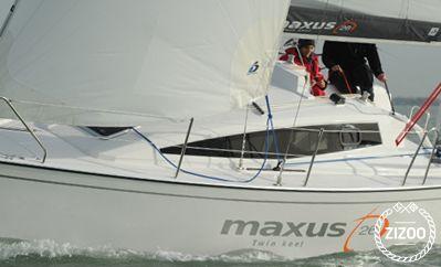 Sailboat Maxus 26 (2019)