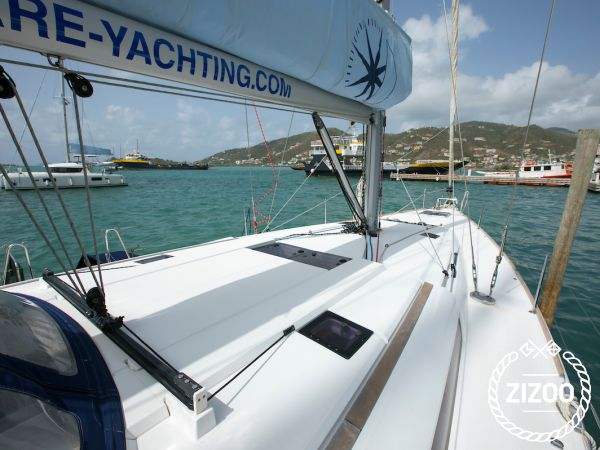 Sailboat Jeanneau Sun Odyssey 509 (2014)-2