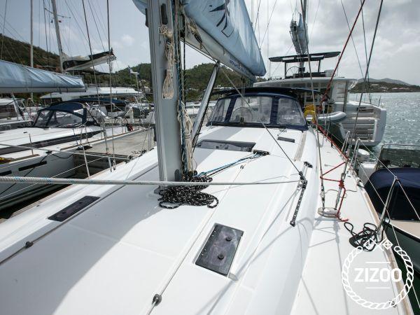 Sailboat Jeanneau Sun Odyssey 509 (2014)-3