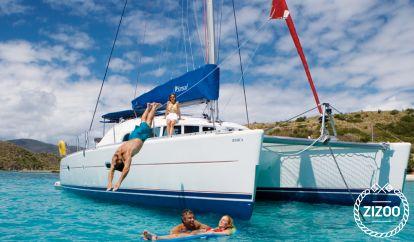 Catamarán Lagoon 410 (2004)