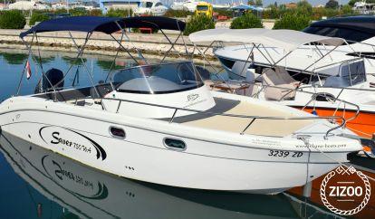 Speedboat Saver 750 WA (2017)