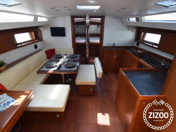 Segelboot Beneteau Oceanis 48 (2015)-3