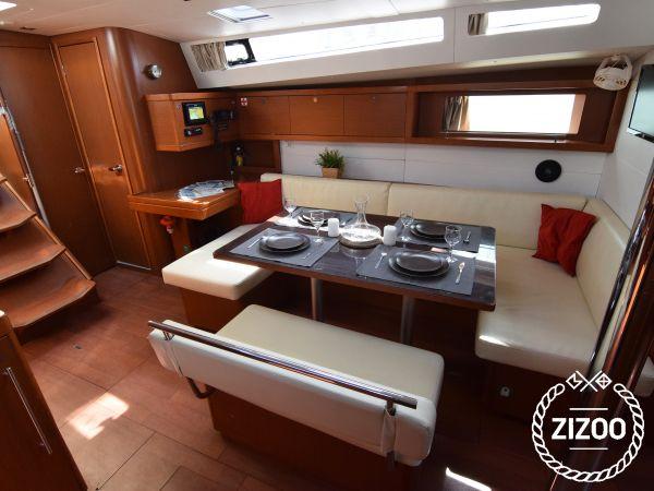 Segelboot Beneteau Oceanis 48 (2015)-4