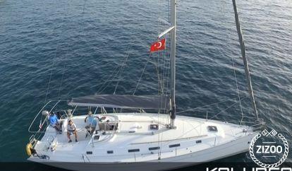 Velero Beneteau Cyclades 43.4 (2008)
