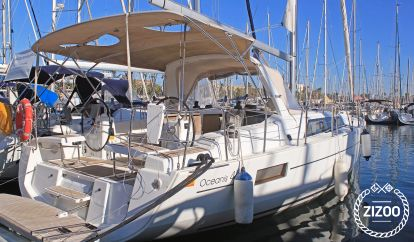 Sailboat Beneteau Oceanis 41.1 (2019)