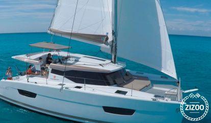 Catamaran Fountaine Pajot Lucia 40 (2019)