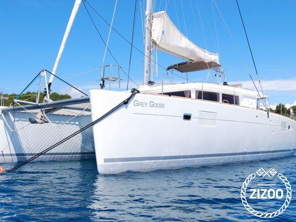 Catamarano Lagoon 450 F - 2014 (raddobbo 2018)-0