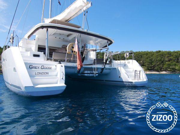 Catamarano Lagoon 450 F - 2014 (raddobbo 2018)-1