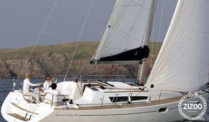 Segelboot Jeanneau Sun Odyssey 36 i (2010)