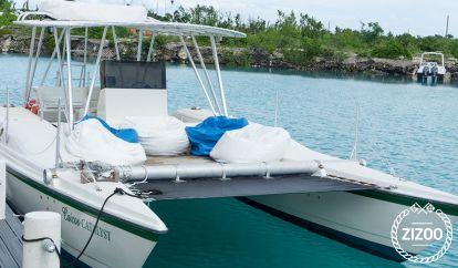 Catamarano Custom Built (2013)