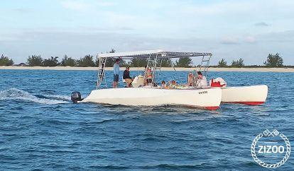 Catamarano Custom Built (1990)