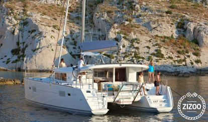 Catamarano Lagoon 400 (2017)
