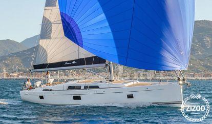 Sailboat Hanse 508 (2019)