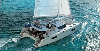 Catamaran Fountaine Pajot Saba 50 (2016)