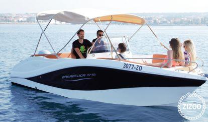 Speedboat Barracuda 545 (2017)