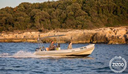 RIB Italboat Predator D600 (2010)