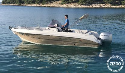 Speedboot Atlantic Marine 670 Open (2016)