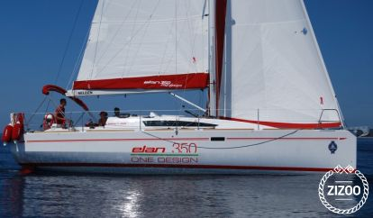 Sailboat Elan 350 (2012)