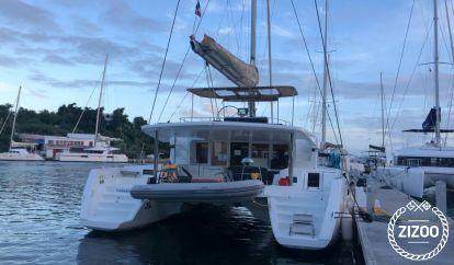 Catamaran Lagoon 52 (2018)