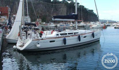 Sailboat Jeanneau Sun Odyssey 42 i (2008)