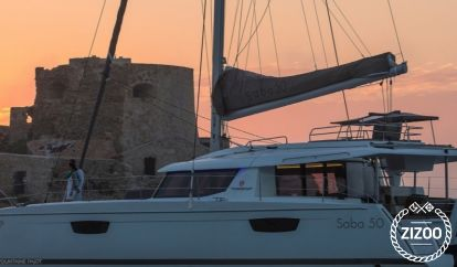 Catamarán Fountaine Pajot Saba 50 (2019)