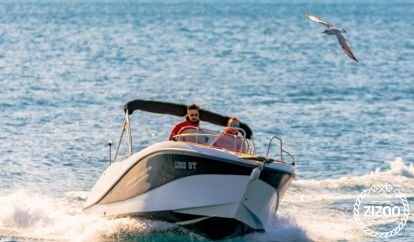 Speedboat Barracuda 545 Open (2019)
