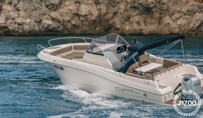 Lancha motora Atlantic Marine 750 Open (2018)