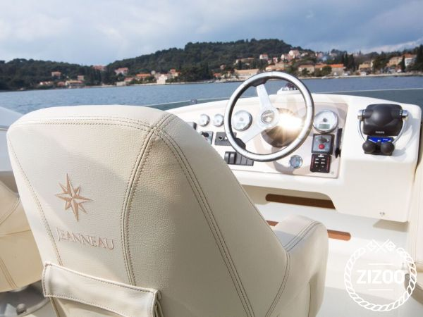 Motorboot Jeanneau Prestige 36 (2009)-4