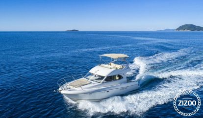 Barco a motor Jeanneau Prestige 36 (2009)