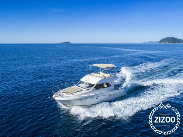 Motorboot Jeanneau Prestige 36 (2009)-0
