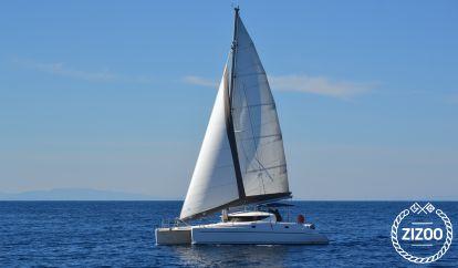 Catamaran Fountaine Pajot Athena 38 (2002)