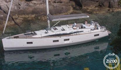 Zeilboot Jeanneau Sun Odyssey 54 (2019)